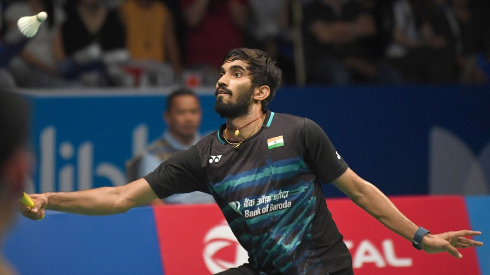 Kidambi Srikanth, Indonesia Terbuka, India, badminton