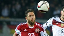 Georgia forward Levan Mchedlidze