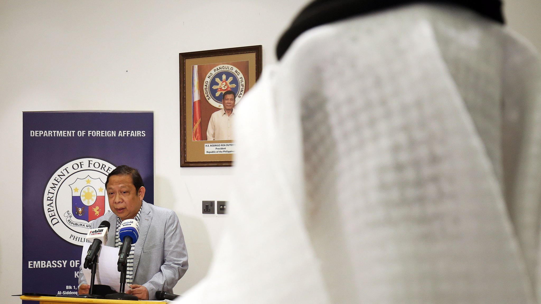 Philippines protests as Kuwait expels envoy over maid 'rescues'