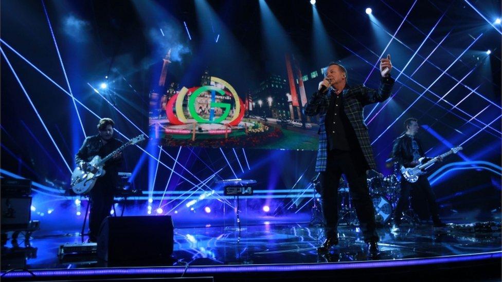 BBC News - BBC Radio Scotland pop-up station to showcase musical talent