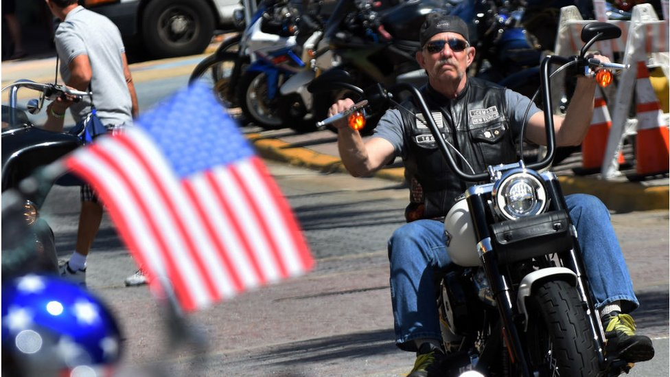 Trump backs Harley Davidson on EU trade tariffs