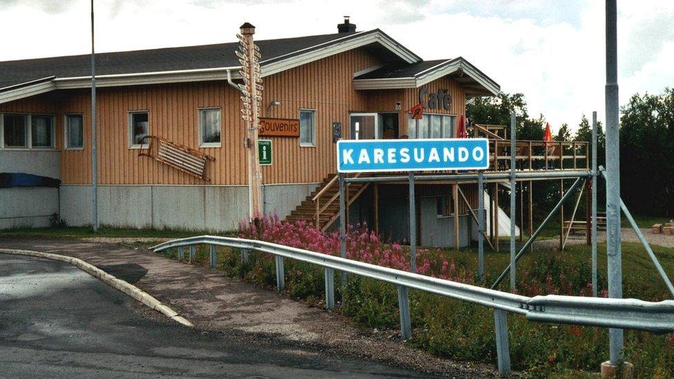 Karesuvanto o Karesuando está situado en la región de Laponia. (Foto: Departamento de Turismo de Karesuando)