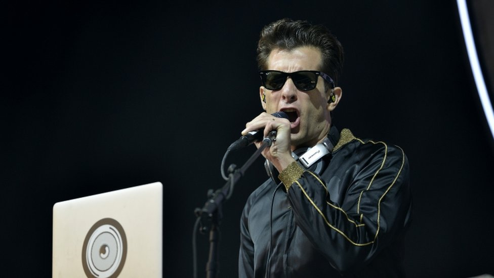 BBC News - Mark Ronson and Rudimental set for new Dundee festival