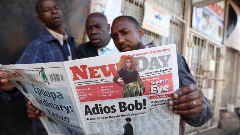 Will Zimbabwe change?