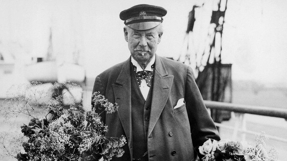 """Thomas Lipton: la extraordinaria vida del magnate del té que fue """"el mejor ..."""