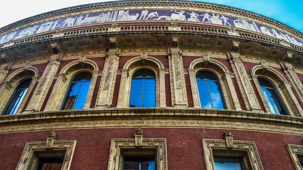 La invitación a hablar en el Royal Albert Hall era todo un honor.