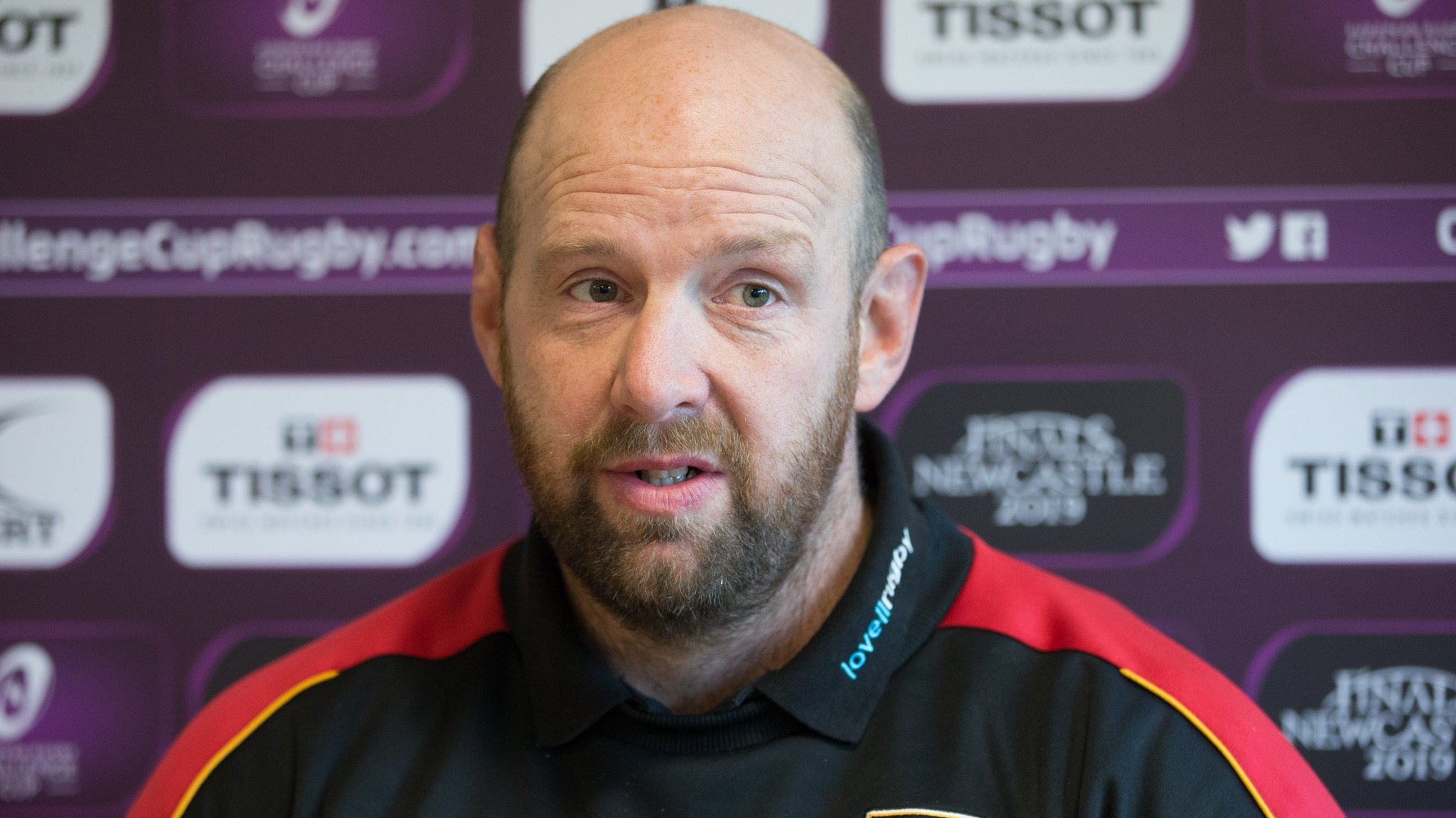 Ceri Jones: Interim Dragons head coach wants job permanently