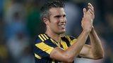 Fenerbahce striker Robin van Persie
