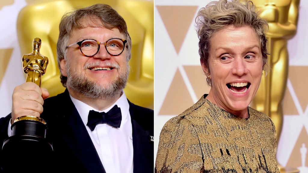Oscars 2018: The Shape of Water and Frances McDormand rule | The