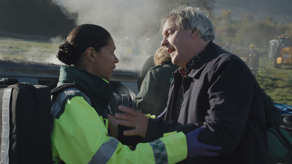 Casualty and Holby City to unite for crossover episodes