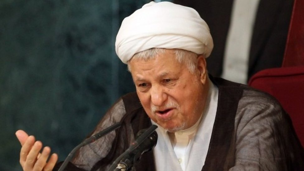 iran, president, akbar, hashemi, rafsanjani