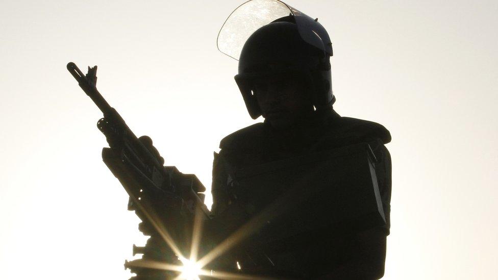 جندي مصري سيناء