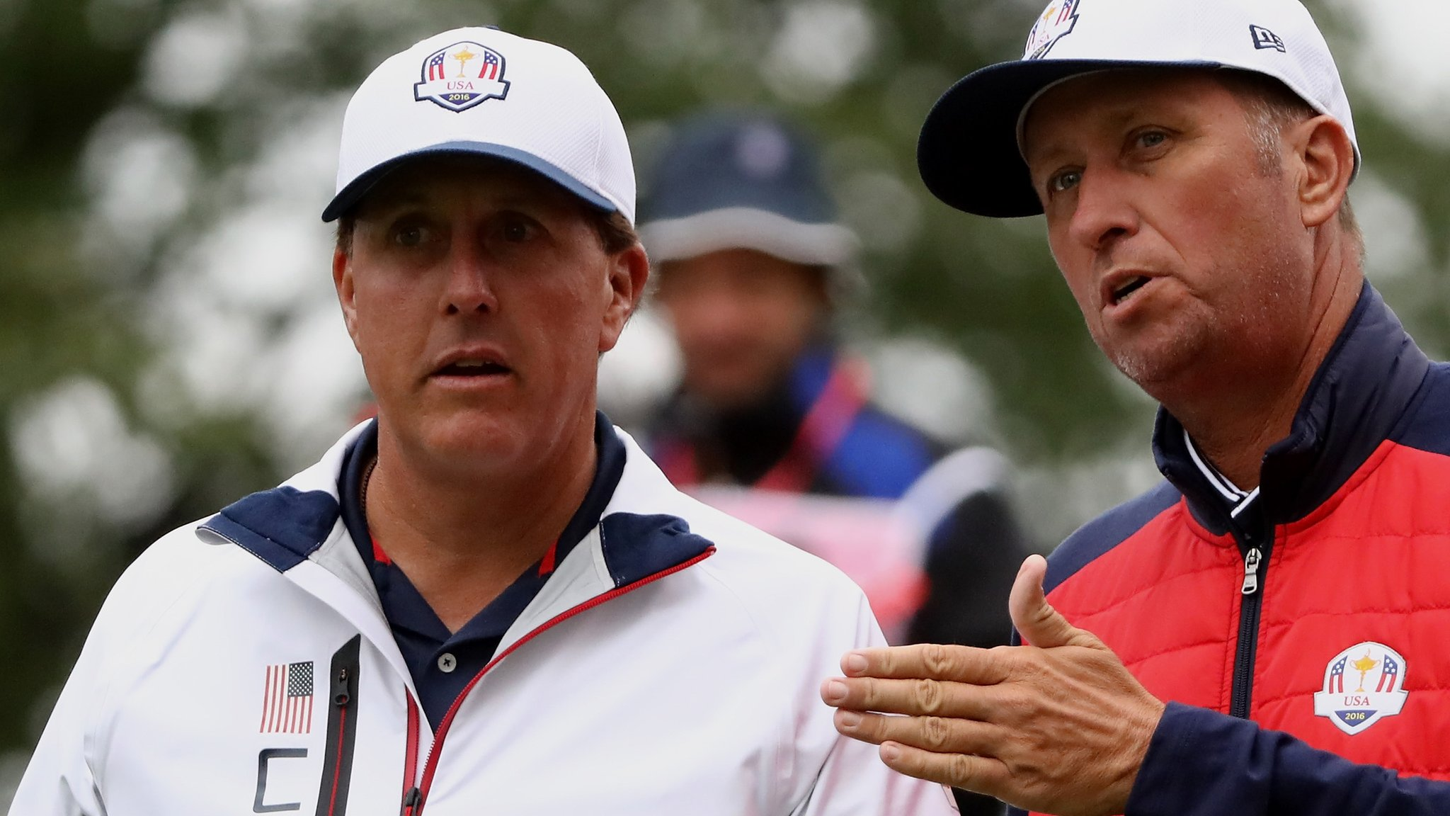 US copying Europe's Ryder Cup model, says Mickelson