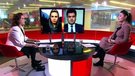فکر لارې: ايا په افغانستان کې ښځې له هغو حقونو برخمنې دي چې اسلام ورکړي؟