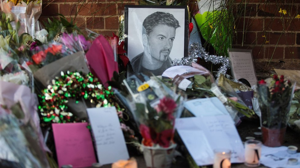 Ideas sought for George Michael memorial
