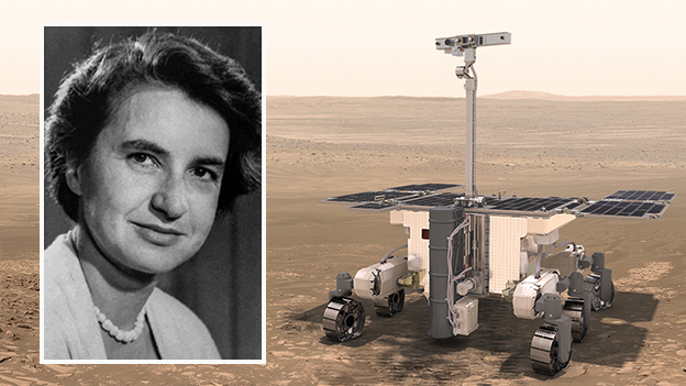 The Franklin rover