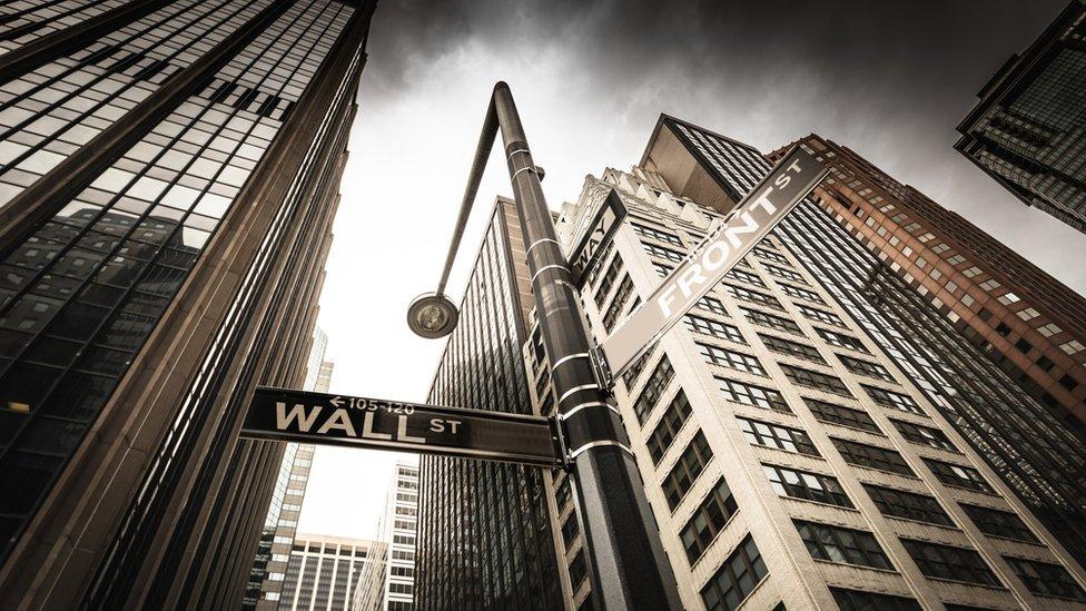 Wall Street está atento al aumento de los salarios y un alza de tasas de interés más rápida de lo esperado.