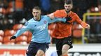 VIDEO: Highlights: Dundee United 1-2 Hamilton