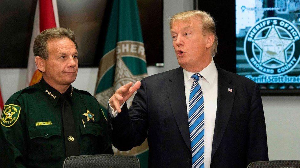 Трамп розкритикував ФБР через трагедію в школі у Флориді