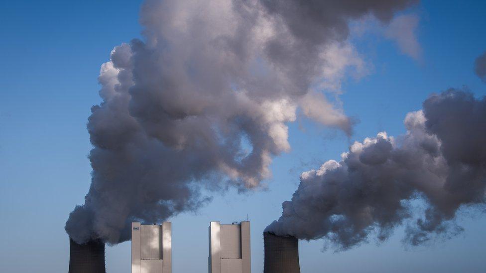 Jerman, polusi