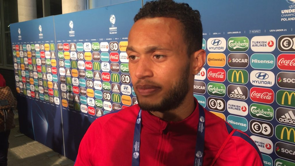 Lewis Baker: Not as much pressure on England Under-21s now
