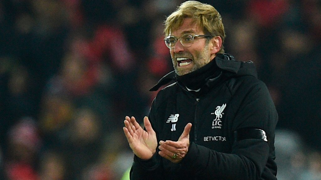 Liverpool 4-3 Manchester City: We could talk about this game in 20 years - Jurgen Klopp