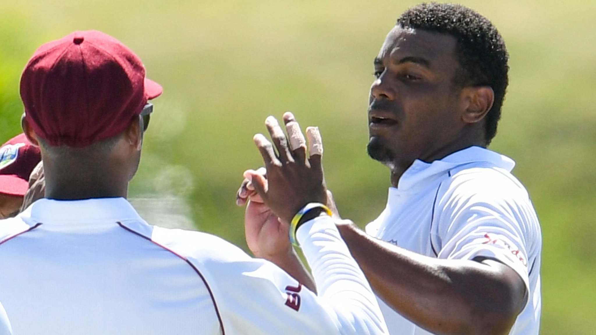 Warning for West Indies' Gabriel
