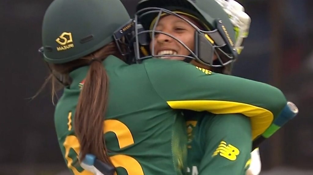 Highlights: South Africa beat Pakistan in Women's World Cup