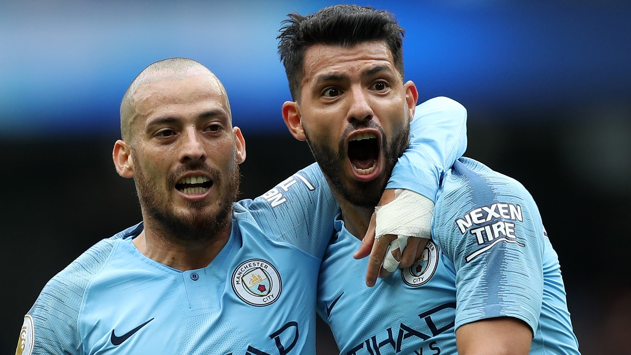 These two are in, but who else makes Garth Crooks' team of the week?