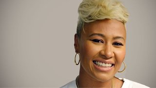 BBC News - Emeli Sande: Zambian roots inspired my new album