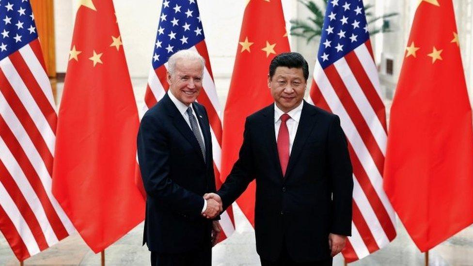 Estados Unidos vs China: ¿puede la relación entre Pekín y Washington  recuperarse tras cuatro años de Donald Trump? - BBC News Mundo