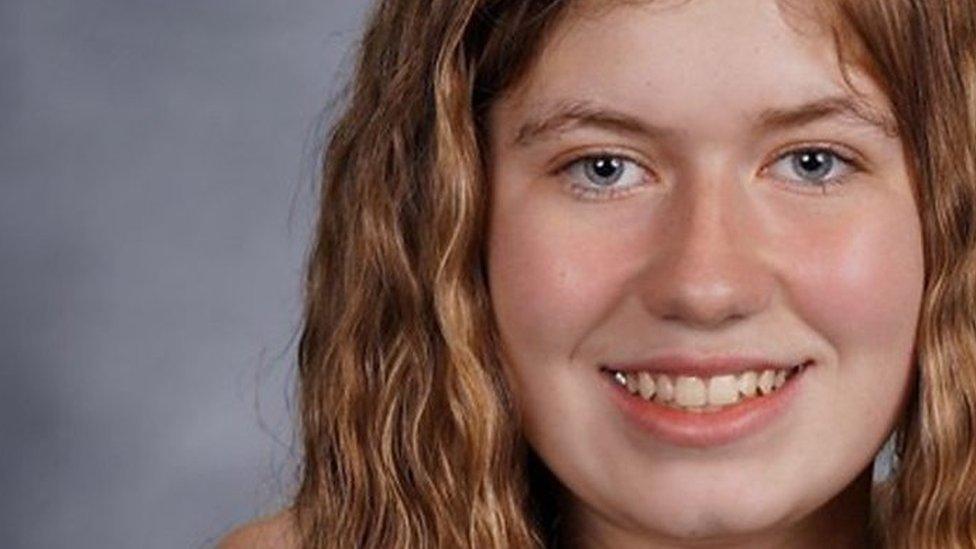 Jayme Closs kidnap: Dog walker recounts finding missing girl