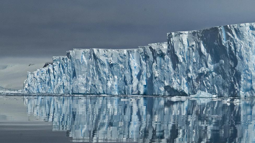 Antarctic instability 'is spreading'