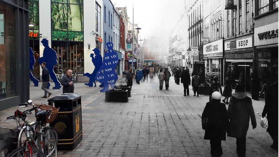 Belfast emerges from troubled shadows