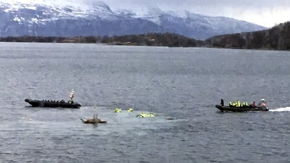 Britons injured in Norway boat accident