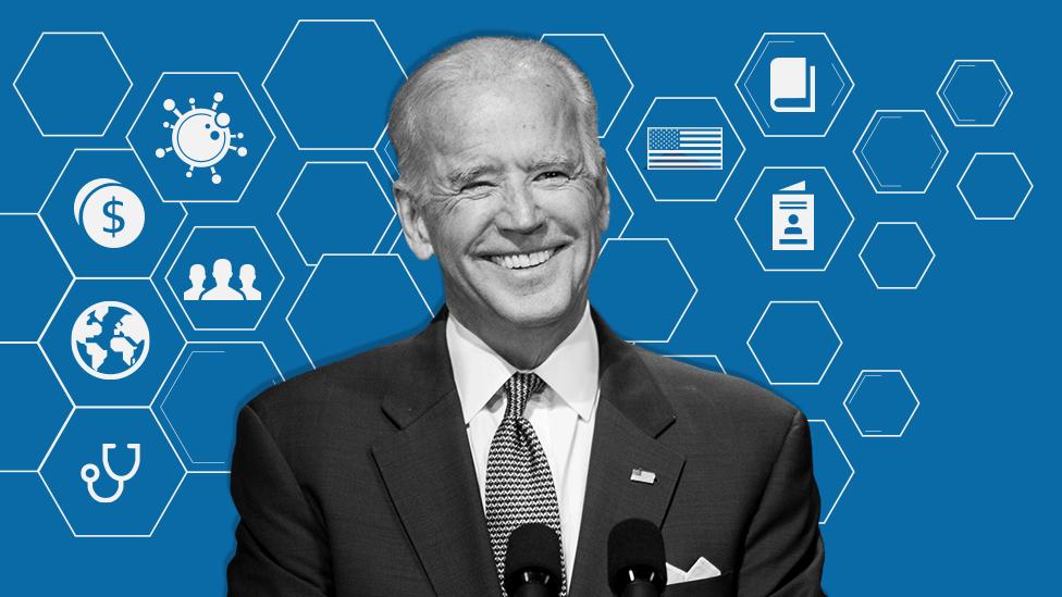 Trump vs Biden: cómo el candidato demócrata quiere cambiar EE.UU. si gana las elecciones - BBC News Mundo