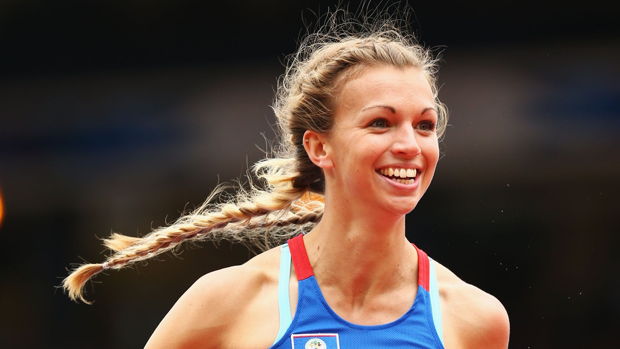 Rio Olympics 2016: Suffolks Katy Sealy thrilled to represent Belize in hurdles
