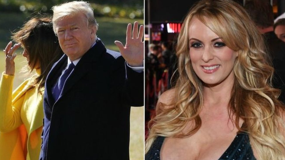 اختبار كشف الكذب يؤكد صدق ممثلة إباحية في زعمها ممارسة الجنس مع ترامب