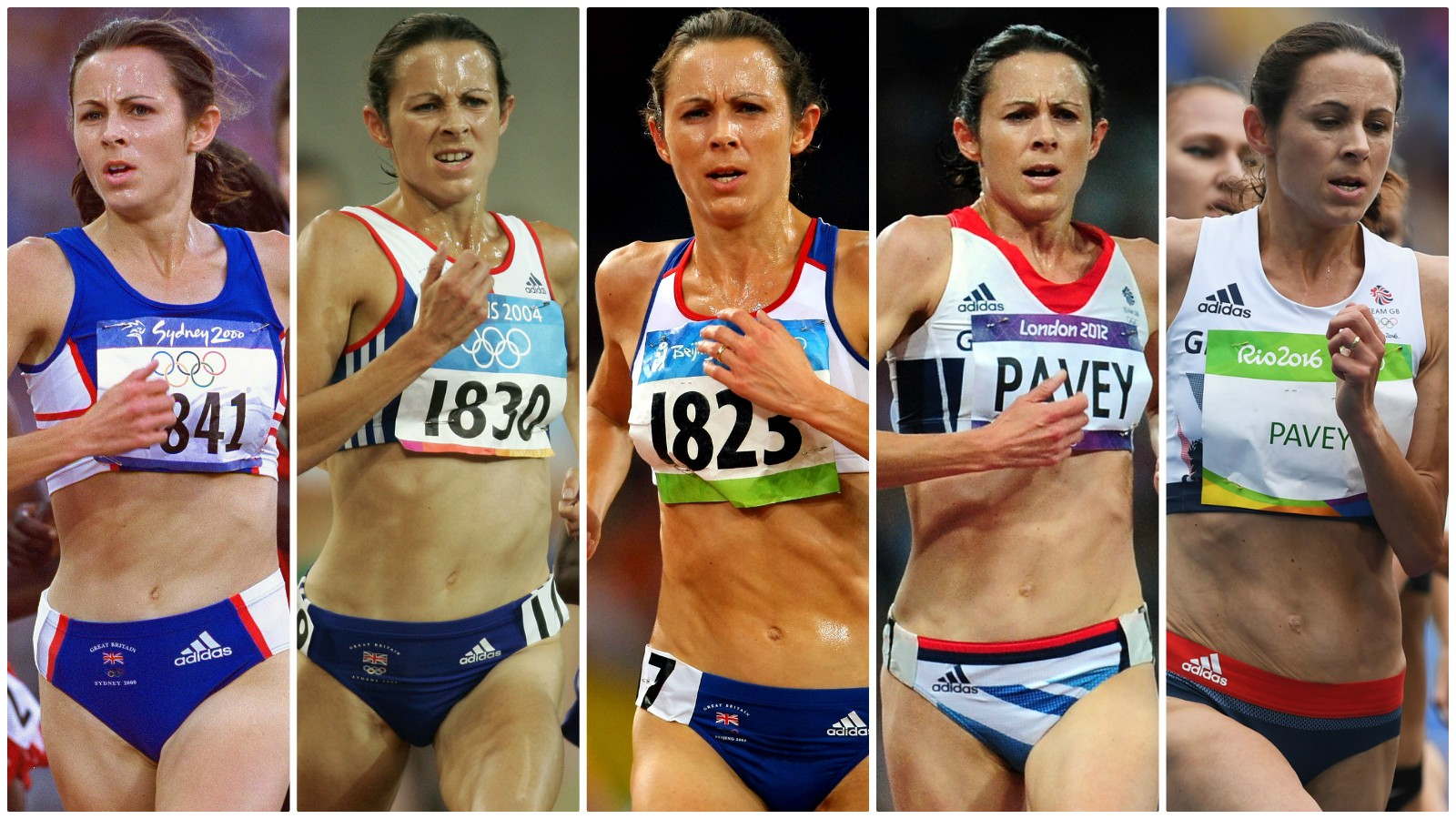 'I forget how old I am' - Pavey, 45, targets record sixth Olympics