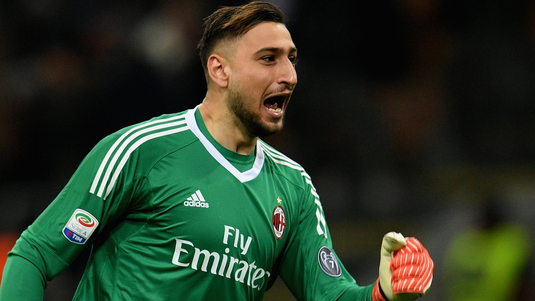 Gianluigi Donnarumma: AC Milan keeper named top under-20 European prospect