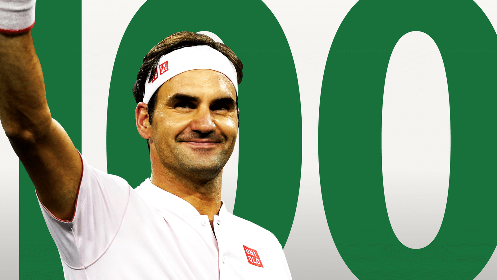 Roger Federer's 100 titles in numbers: Where has he won most? Who has he beaten most?