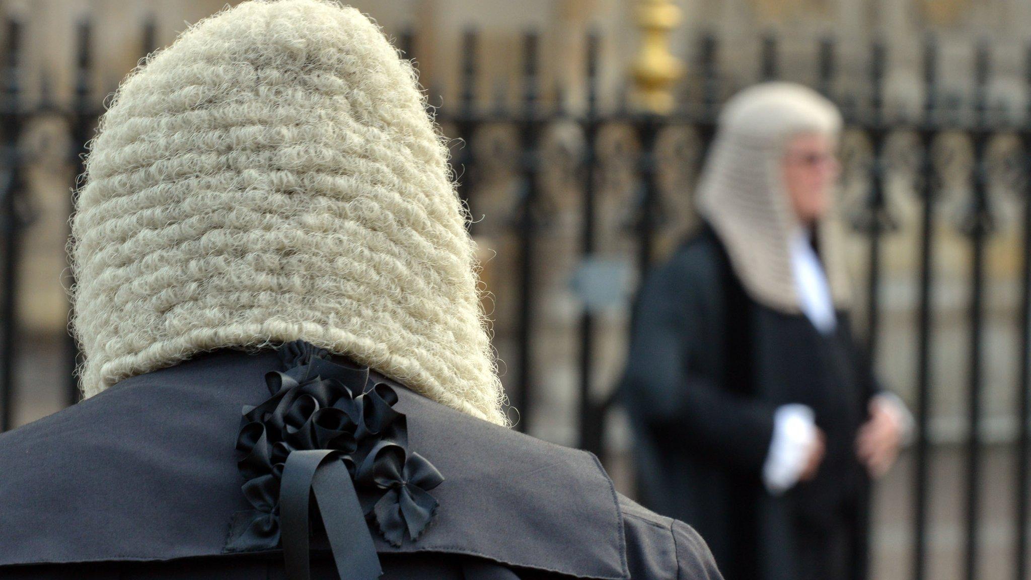 Should judge have sworn at defendant?