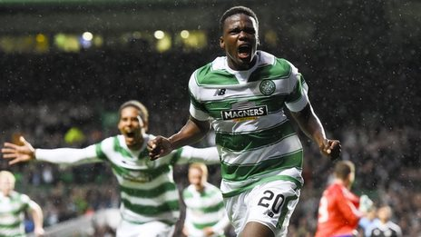 Celtic defender Dedryck Boyata