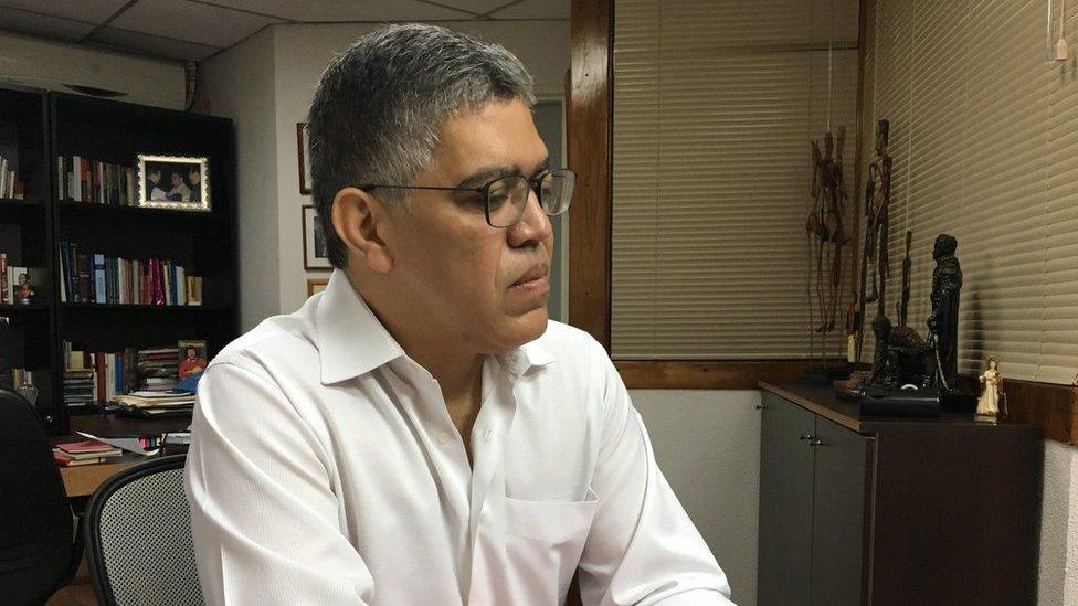 """Entrevista a Elías Jaua, exministro de Chávez y Maduro: """"Nos equivocamos al ..."""