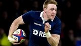 Scotland winger Dougie Fife