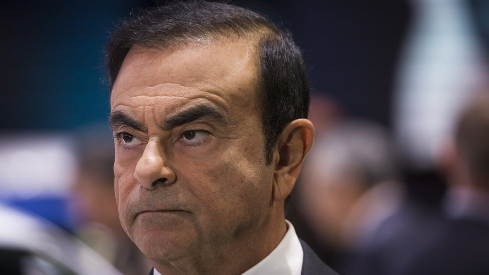 Nissan says Ghosn received $9m in improper payments