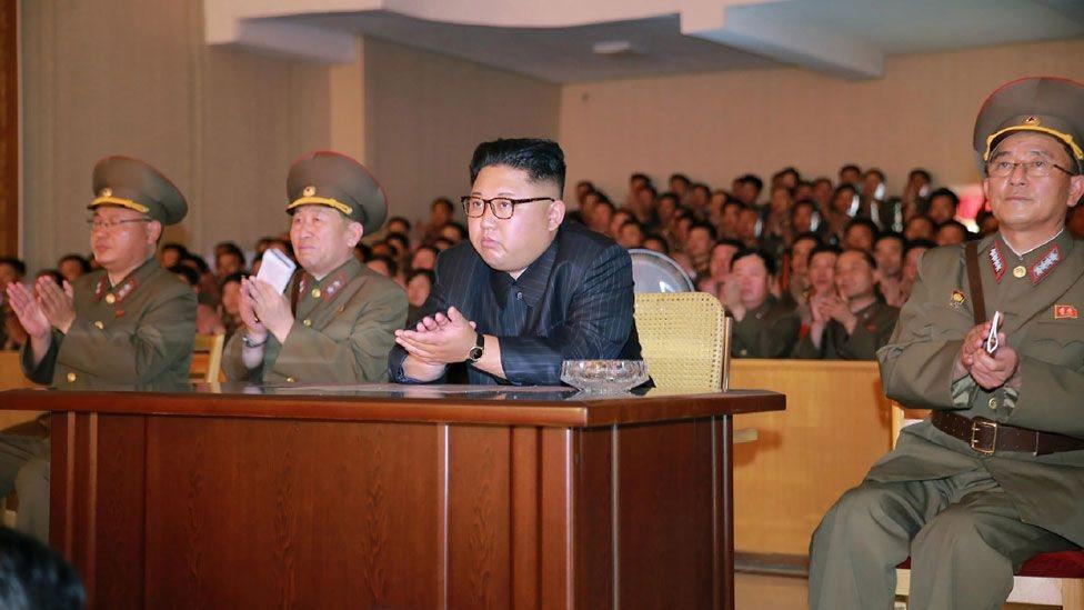 عقوبات أمريكية ضد شركات صينية وروسية لصلتها بكوريا الشمالية