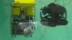 Submarine robots
