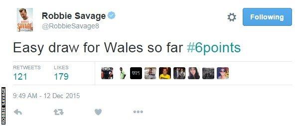 Robbie Savage