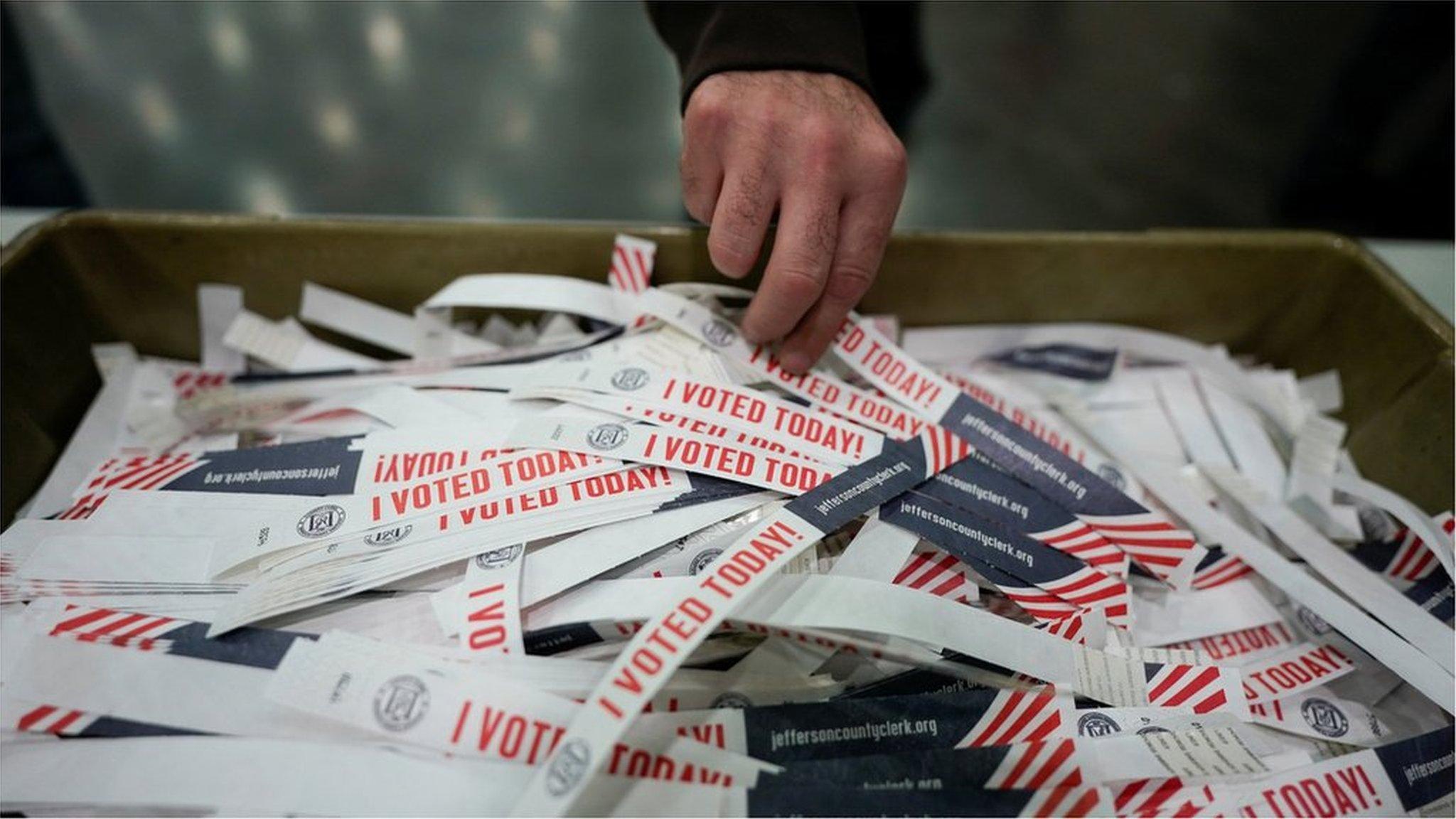 選挙 アメリカ 下院